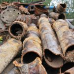 image of scrap iron in port st lucie